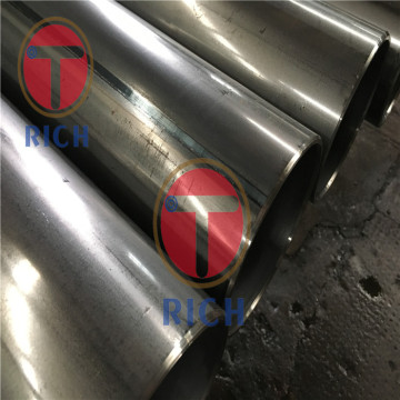 ERW Carbon Steel Boiler en Superheater Steel Tube