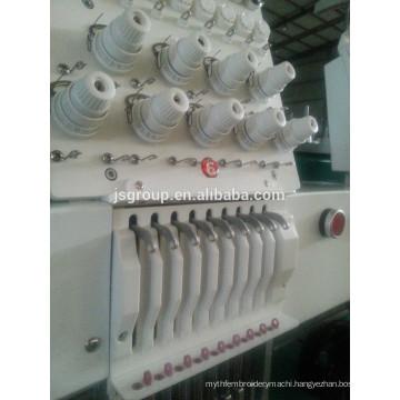 JS Computerized Cap Embroidery Machine do cap,shoes,shirts