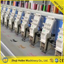 High-Speed-computergesteuerte Stickerei Maschine computergesteuerte Maschine automatische Stickereien Maschine Preis
