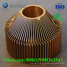 Customized Die Casting Aluminum Anodizing LED Heatsink