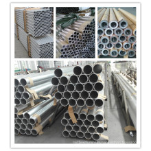 Mill Finish Aluminum Rectangular Pipe 6063