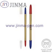 A Promoção Presentes Plastic Multi-Color Ball Pen Jm-M008