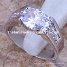 Мужские серебряные кольца обручальные кольца латунные ювелирные изделия гей