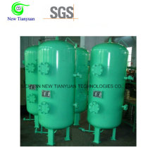 Buffer Vessel with Excellent Performance Applied to CNG Station