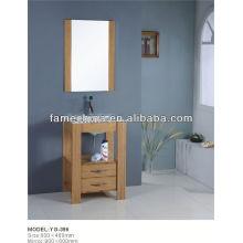 Vanidades blancas colgadas de la pared Buena calidad vanidades blancas
