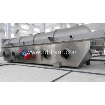Energy Saving Vibrating Fluid Bed Dryer Equipment