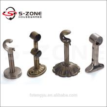 Fer à repasser en acier / plastique pivotant porte-baguettes / laiton, cuivre