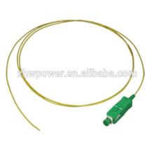 Proveedor chino Impermeable SC Singlemode cable de fibra óptica óptica