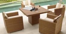 Moderne tuinmeubilair ontwerper Dining Room Set