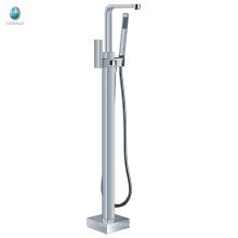 KFT-08 konkurrenzfähiger Preis toillet Hardware-Zubehör multifunctional einzigen Griff Stand Badewanne Wasserhahn