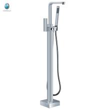 KFT-08 preço competitivo toillet hardware acessório multifuncional único punho chão debaixo torneira faucet