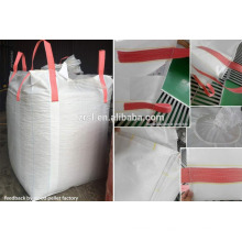 bulk jumbo bag polypropylene woven big bag for sand cement coal minerals/1ton 1.5 ton 2 ton