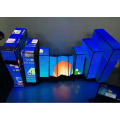 Enkel installation anpassningsbar Shape LED Display