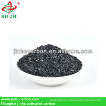 Carvão activado com tamanho de malha 12x40