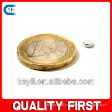 Small Ndfeb Magnet - Min Size Dia 1x1mm