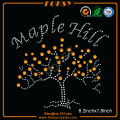 Maple Hill rhinestone iron on appliques