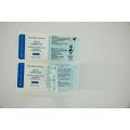 Preço de fábrica, impressão de adesivos personalizados, papel adesivo de plástico adesivo da Rolll