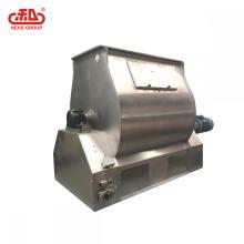 Misturadora de pás de eixo único de alimentação animal superior