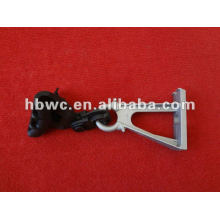 cable power fitting,XG-2 aluminum suspension clamp