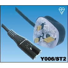 UK BSI power cords