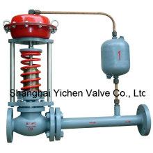Válvula de control de presión del tipo autosuficiencia (zzyp)