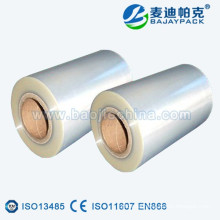 Medical Blister Film for syringe packing