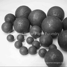 Customized Cast Grinding Iron Balls