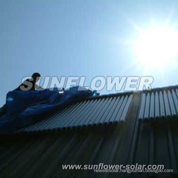 Sunpower solar collector