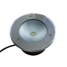 110V 220V Outdoor Garden Decoration LED Lumière enterrée enterrée 10W