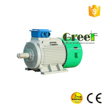 AC Brushless 3 Phase 5kw 150rpm Permanent Magnet Synchronous Generator