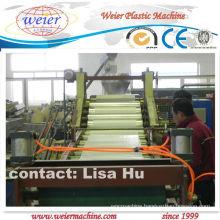 High output pvc edge banding making machine
