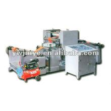 Web de máquina de grabación en relieve para película plástica, papel, papel laminado y papel de aluminio