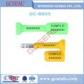 Parafuso de alta segurança selo GC-B005