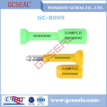 Высокий уровень безопасности болт уплотнения GC-B005