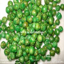 Grüne Bohnen Snack / Wasabi beschichtete Erbsen Grüne Erbse