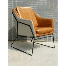 Muebles modernos única silla, silla de cuero de salón (XT07)