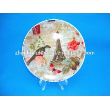 Plateau céramique personnalisé en Chine