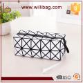 Zipper Cosmetic Case Ladies Organizer Storage Bag Custom Cosmetic Bag