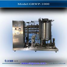 Planta de tratamento de água RO para diálise Sistema de purificação de água de osmose reversa