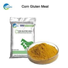 Golden Yellow Corn Gluten Meal 60% proteína