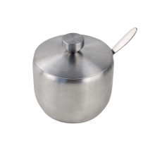 Stainless Steel Jar for Spice Sealing Jar