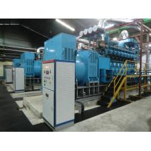 1MW - 50MW Diesel Gas Heavy Treibstoff Kraftwerk Projekt Bau