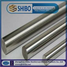 China Fabricação 99,95% Molibdênio Hastes / Melhor Preço Molibdênio Hastes / Molibdênio Barras