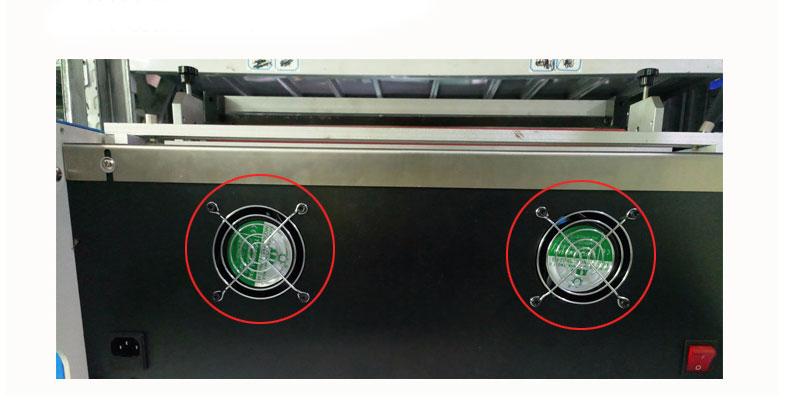 pdlc film cutting machine