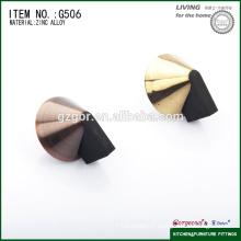 zinc alloy floor door stop&door stopper