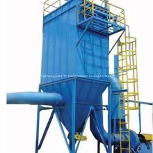 Collecteur de poussière de sac pour l'usine de fabrication de ciment Portland