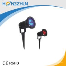 O RGB promocional conduziu a microplaqueta ao ar livre do poder superior da lâmpada 12v / 24V do jardim