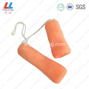 high quality Sightly fizz mesh shower sponge ball