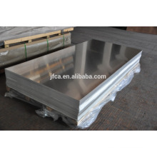 Light reflector 1070 mirror polished aluminum sheet with 86% reflection
