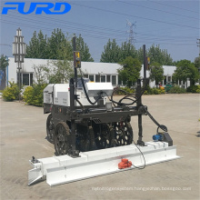 Seat Type Six-wheel Concrete Laser Screed Machine for Sale